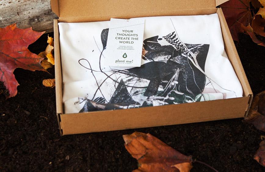 T-Shirt Drucktechniken Öko Fair Nachhaltig